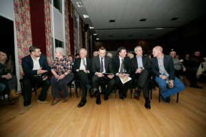 Premier of Ballymurphy Film, St Mary's College, March 2014.